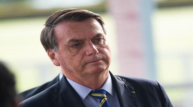 'Quem quebrou a economia foram governadores e prefeitos', repete Bolsonaro