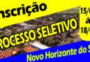 Prefeitura de Novo Horizonte do Sul abre processo seletivo simplificado para profissionais da saúde