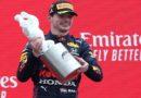 Verstappen amplia liderança da Fórmula 1 após vencer na França
