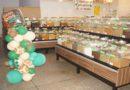 Supermercado Cristo Rei  abre sessão de produtos naturais