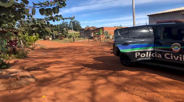 NOVO HORIZONTE DO SUL: Polícia Civil de Ivinhema acaba de prender homem que estuprou adolescente