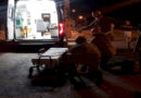 IVINHEMA: Acidente deixa duas pessoas feridas no Bairro Triguinã