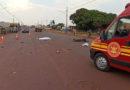 Idoso morre após bater moto contra carro em Dourados