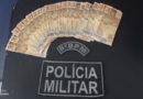 Dois homens são presos pela Policia Militar de Novo Horizonte do  Sul com dinheiro falso